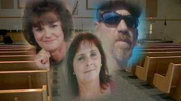 13. Woman loses mother, aunt, brother on same day - An Orange County woman laid to rest three family members. (Read story)
