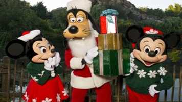 Dec. 26 and 27: Santa Goofy will appear at the Festival of the Seasons at Downtown Disney.