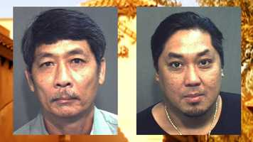 Culinary Combat: A restaurant owner and chef are accused of offering some customers a calorie-burning after-meal activity -- in the form of fisticuffs. Police say Quoc Tran and Hoai Tran learned that customers don't appreciate fights, and neither do officers. More here