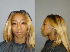 Kadera Patterson: Aggravated assault.