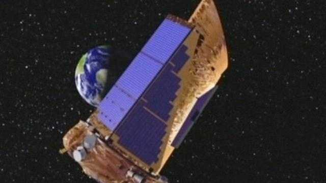 Space probe finds 2,300 planets
