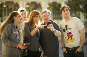 The My Disney Experience mobile app delivers pertinent parks information, maps and simple navigation to guests on the fly - via their smart phone or other portable device.