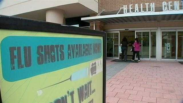Flu cases spike in Central Florida