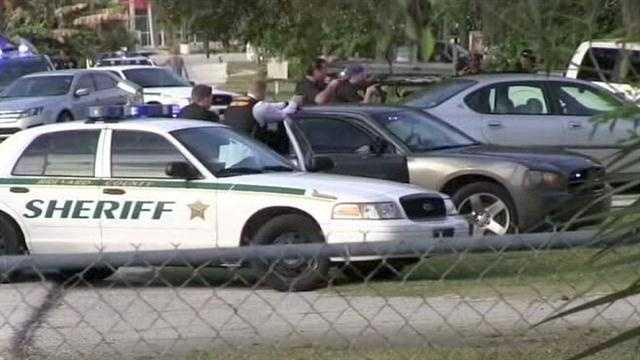 After 6-hour standoff, fugitive arrested in Brevard
