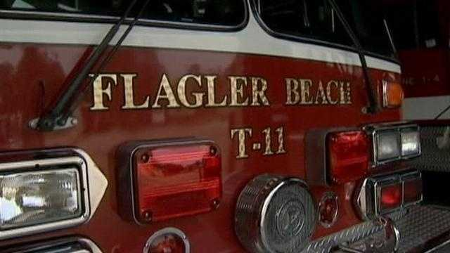 Four firefighters, including the chief and assistant chief, in Flagler Beach have been put on paid administrative leave after allegations surfaced about drinking at the fire station and responding to a fire after drinking.