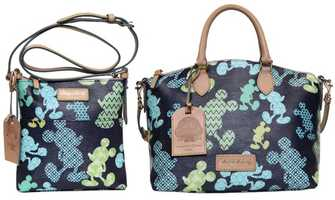 If you are the handbag type, two new Dooney & Bourke bags will be available at Disney's Health & Fitness Expo at the ESPN Wide World of Sports Complex.