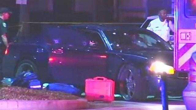 Orange County deputies find 2 men shot in vehicle