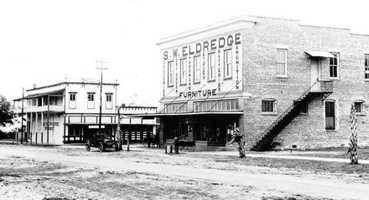 1915: The S.W. Eldredge general store