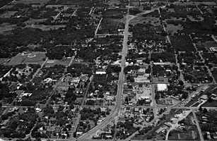 1965: An aerial view of Apopka
