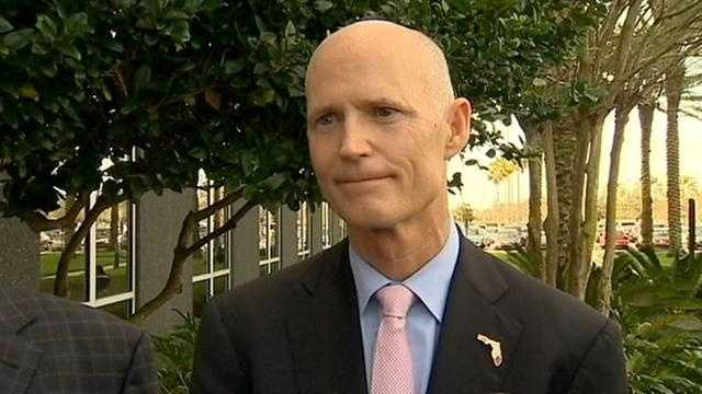 Scott, Dyer announce new jobs for central Fla.