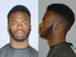 Willie Wingfield: Carrying a concealed firearm.