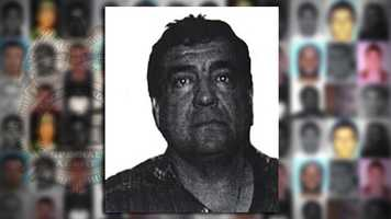 Phanor Lopez: Agents say Lopez is wanted on money laundering charges.