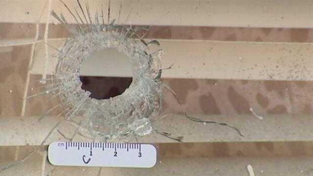 Police go door-to-door for information into Sanford shootings