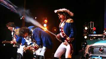 April 12-14: Paul Revere and The Raiders