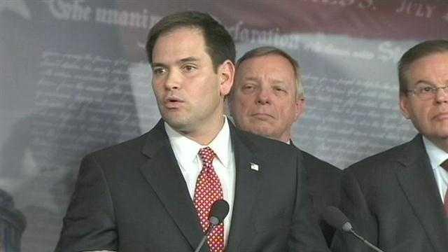 Fla. senators on board with immigration reform