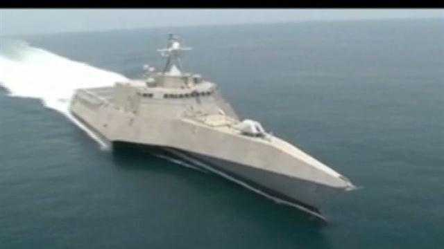 Hundreds of new high-paying jobs are setting sail for central Florida aboard a slew of Navy contracts.