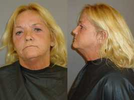 Sharon Overton - Out of county warrant