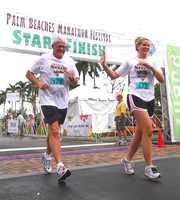 "What is her most memorable story assignment?""I have covered so many exciting events and many tragic stories. However, my most memorable story was interviewing my dad after he was diagnosed with cancer. We were supposed to run our first half marathon together, but he couldn't run because he needed to begin his treatments. So instead, he came to cheer me on and was there when I crossed the finish line. The following year we ran a 5k together! Way to go dad!"""