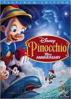 1. Pinocchio (1940)