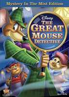 31. The Great Mouse Detective (1986)