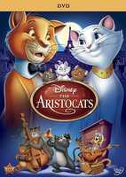 38. The Aristocats (1970)