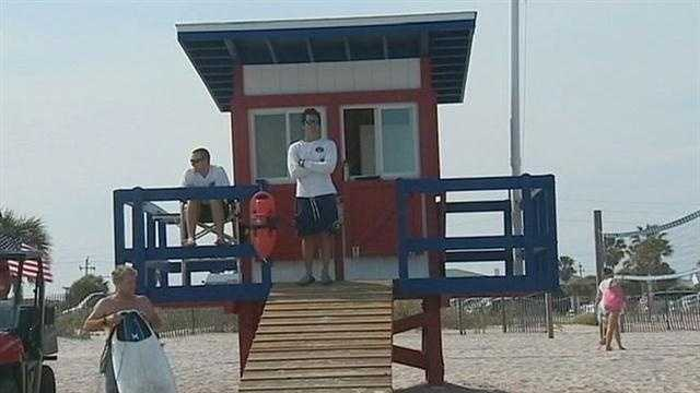 Move over Volusia County, there's a new shark attack capital of the world.