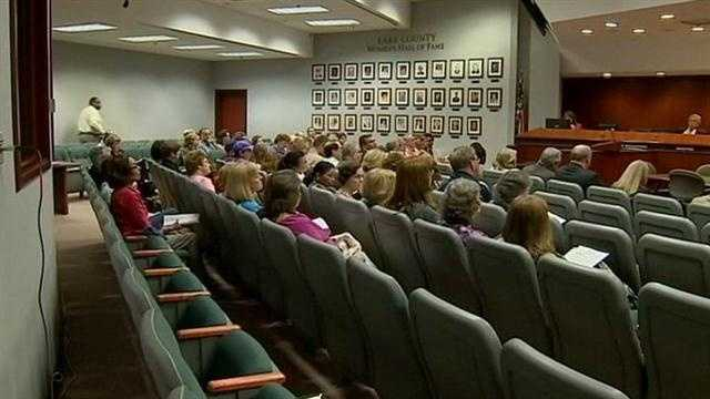 School Board considers ban on non-academic clubs