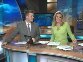 Meredith previously worked with WESH 2 meteorologist Eric Burris at WPBF in West Palm Beach, Fla.