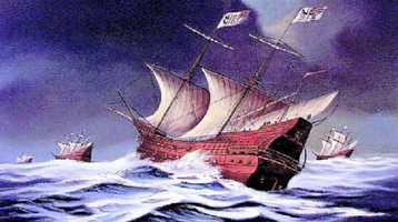 San Pedro was a 287-ton ship built part of the New Spain Fleet.
