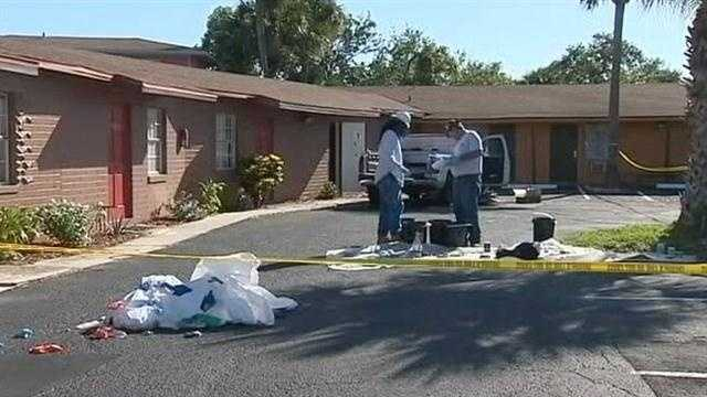 Meth lab crackdown operation nets 31 arrests