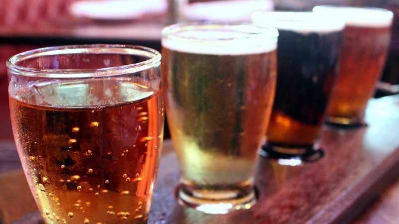 Beer Flight Raglan Road