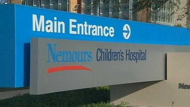 img-Nemours dedicates new children s hospital in Lake Nona