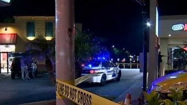 Two people stabbed after fight breaks out at Popeye's restaurant on State Road 436 in Orlando