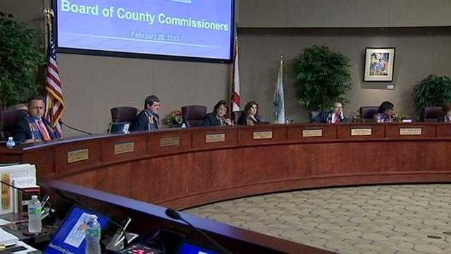 Big changes could also be in store on Tuesday as Orange County Commissioners debate new rules that could limit their texting habits during meetings.