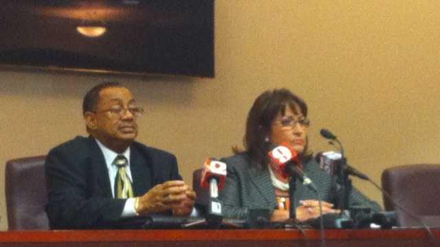 Judge Belvin Perry, Teresa Jacobs