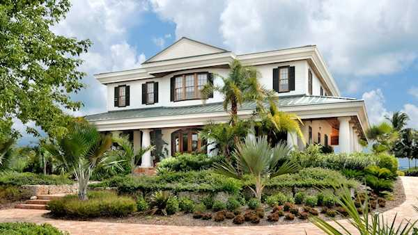 The nine-acre exquisite Florida property is listed on Realtor.com for $5.9 million.