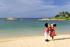 """Minnie said, """"Oh Mickey! I thought you'd never ask,"""" according to Myra."""
