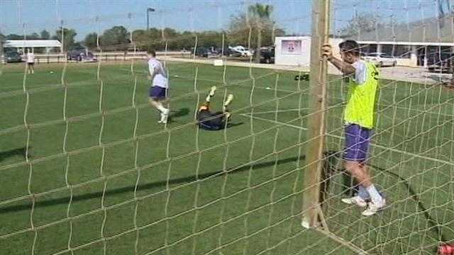More signs that the city of Orlando is making a serious run at bringing professional soccer to the City Beautiful.