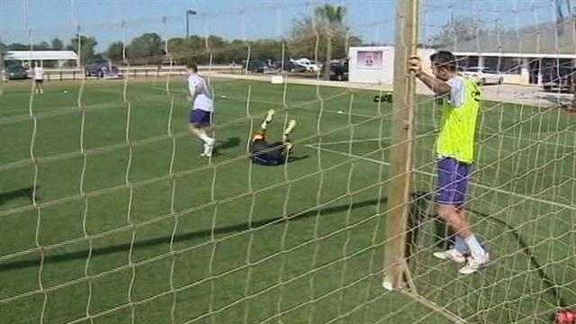 Is Orlando buying land for soccer stadium?
