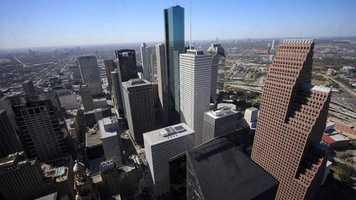 8. Houston also boasts a TVI of 83.