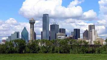 4. Dallas was bumped to the fourth spot after ranking third in 2012.