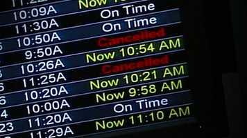3: Newark International Airport is next.