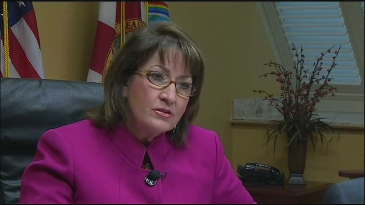 Orange County's mayor says she intends to take the county's troubled home confinement program from suspended to scrapped.