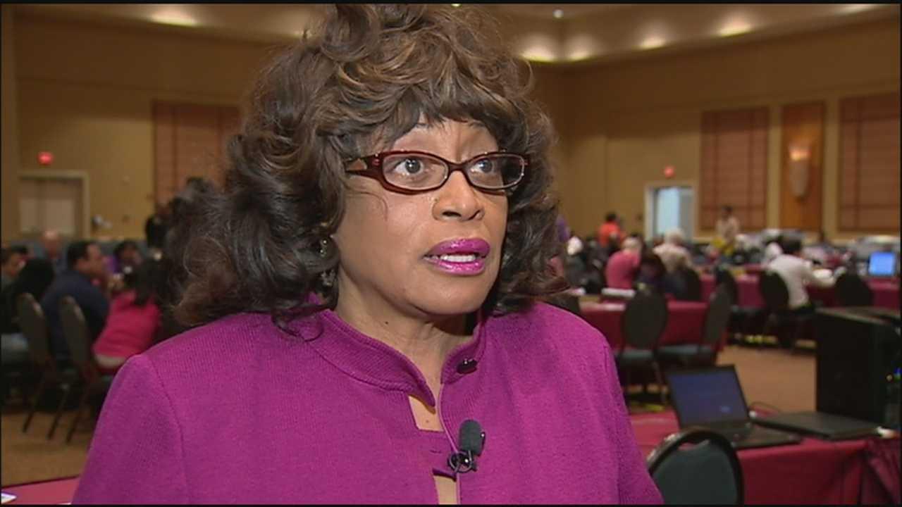 Congresswoman endorses controversial home counseling agency
