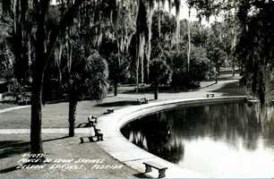 DeLeon Springs in 1946.