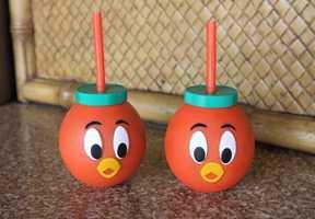 Orange Bird drinks