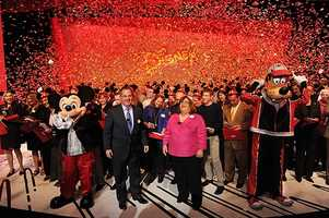 The Walt Disney World Resort awarded several central Florida area organizations with $1.5 million on Wednesday.