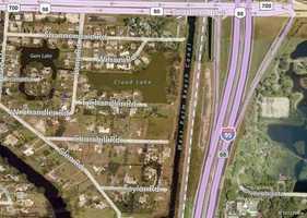 8. Cloud Lake (Palm Beach County) - 160 pop.