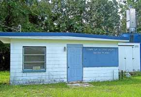 15. Otter Creek (Levy County) - 233 pop.