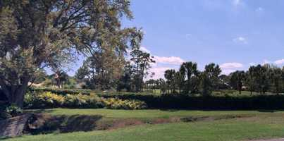 17. Golf (Palm Beach County) - 276 pop.